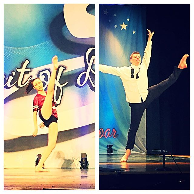 Teen solos are happening @spiritofdancema #dancecompetition #dance #host #inspire