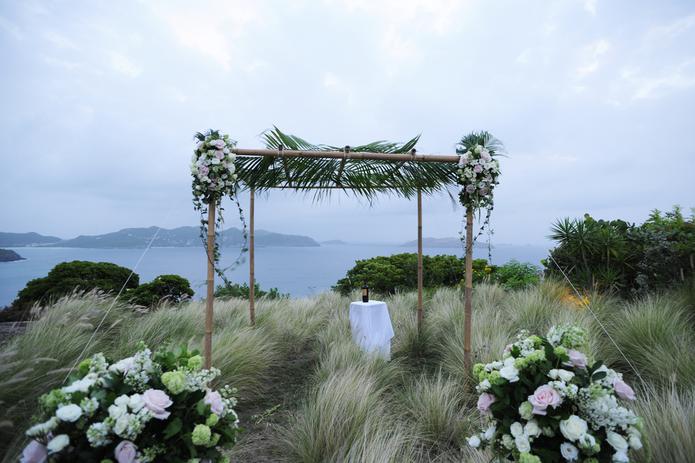 St Barths Jewish Wedding