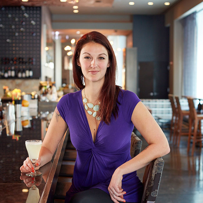 Liz Pearce | Mixologist at The Drifter