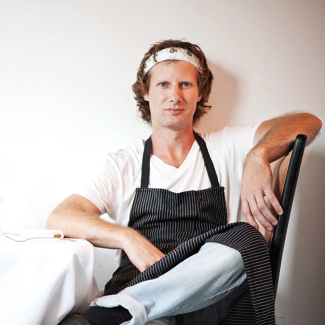 Phillip Foss | Chef and Owner at El Ideas