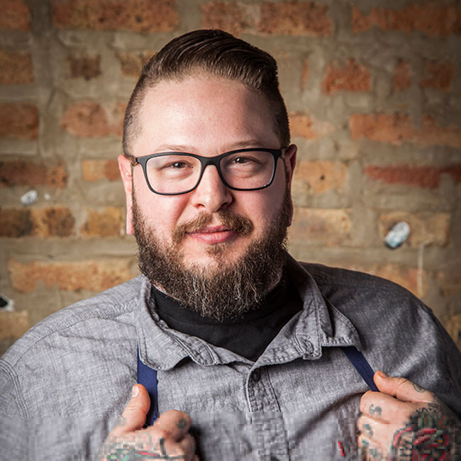 Kris Delee | Chef at The Duck Inn