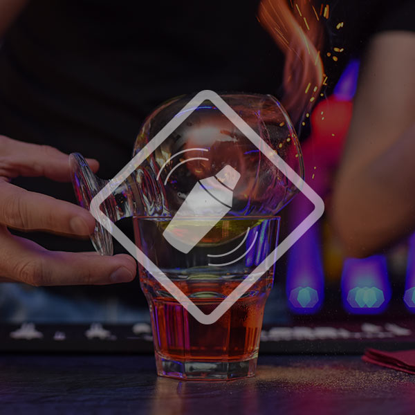 Foodable Network Mix-Off - Five bartenders. 25 cocktails each. five recipes.One badass Winner!