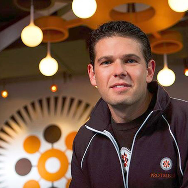 Matt Matros | Founder at Protein Bar & Limitless Coffee & Tea