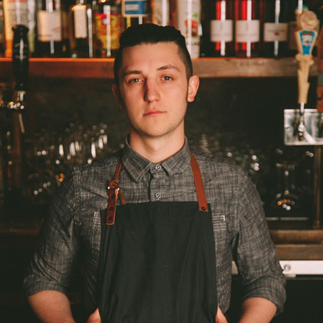 Brandon Phillips | Mixologist at The Duck Inn
