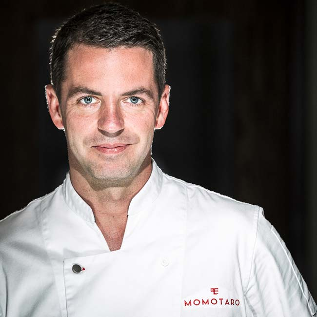 Mark Hellyar | Chef & Partner of Momotaro