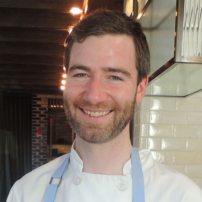 Bill Montagne | Chef de Cuisine of Nico Osteria