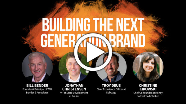 Building the Next Generation Brand