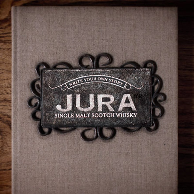 Jura Whisky - Paper Animation