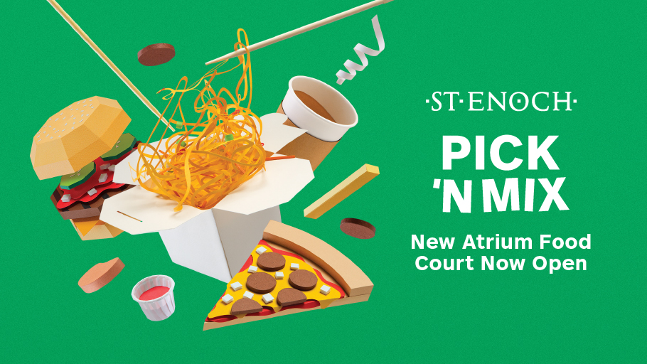 eleanor-stewart_St-Enoch-Centre-Food-Court_Jamhot_Paper-Models_Pick-n-mix.jpg