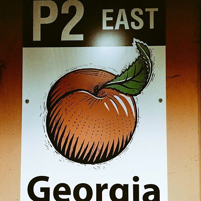 Our MN travels didn't bring us to Georgia! Do you know where we're filming today?