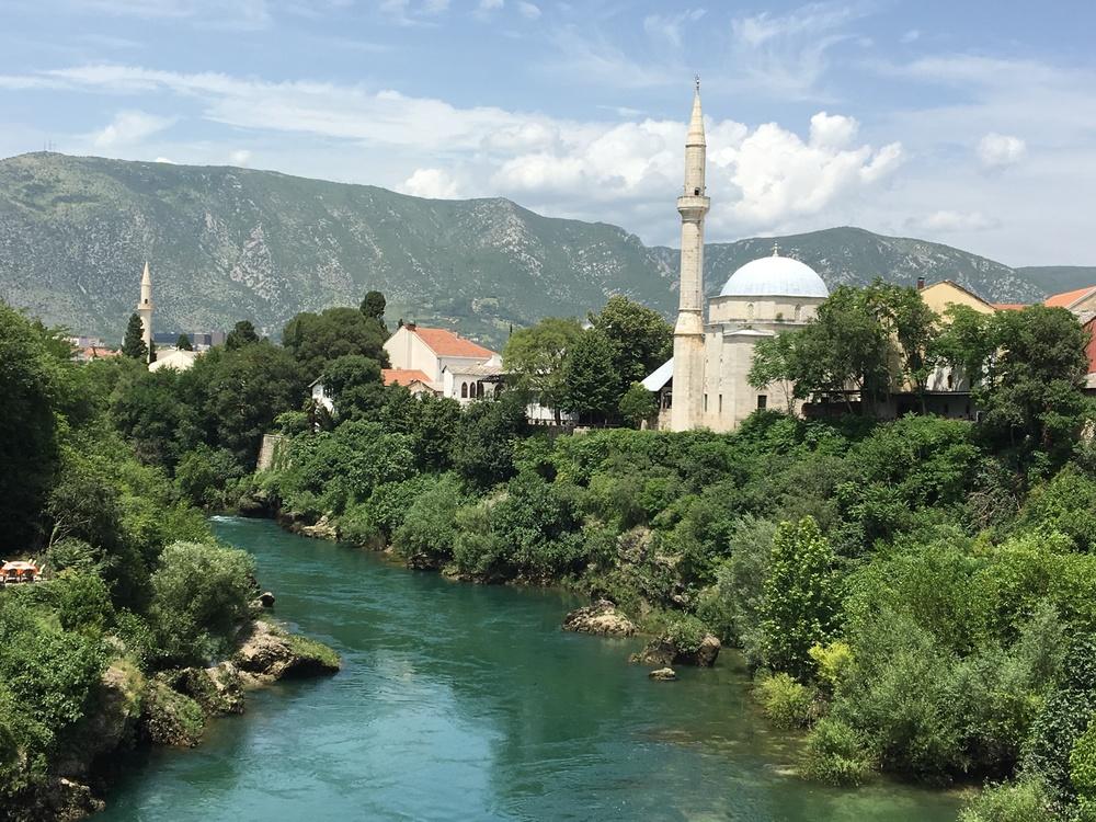 Beautiful Mostar, Bosnia