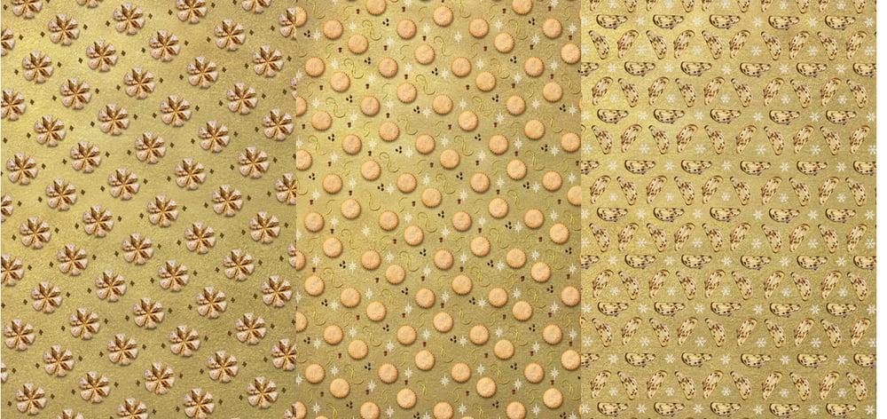 morrisons    wrapping paper    © patrice de villiers