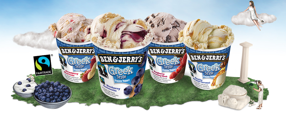 ben and jerry's    © ian o'leary
