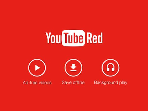 Google are ramping up to compete with Netflix and other subscription services. Introducing YouTube Red. Pay your money and get ad free YouTube as well new shows. Can it compete? It'll going to be interesting to see.