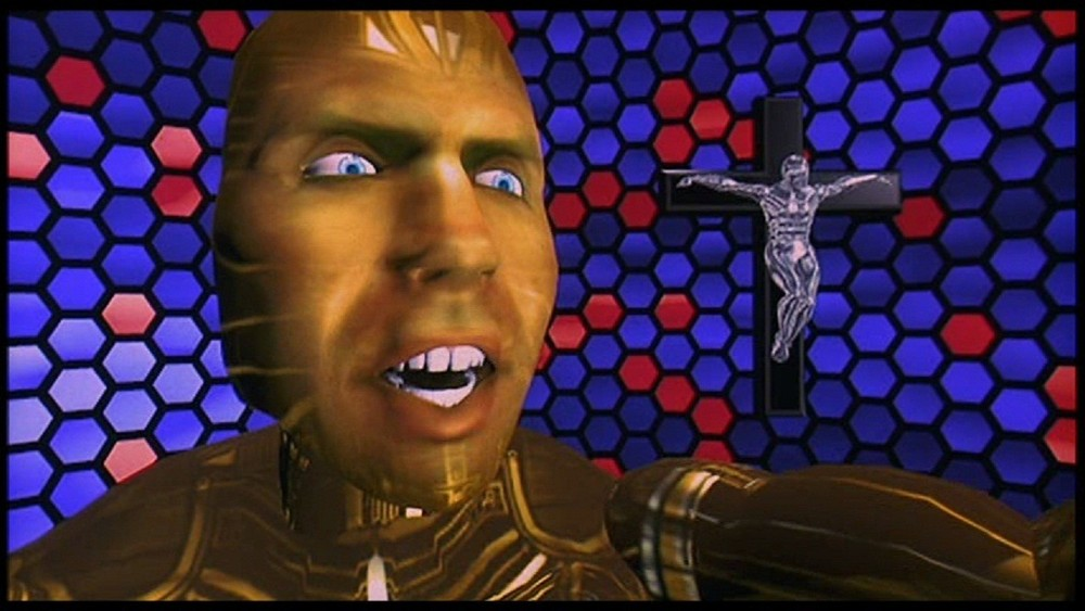 The Lawnmower Man - 1992, New Line Cinema
