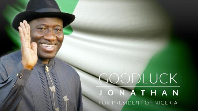 Goodluck Jonathan - President of Nigera (PDP)