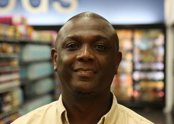 Trevor Lewis, Graceway Gourmet Store manager