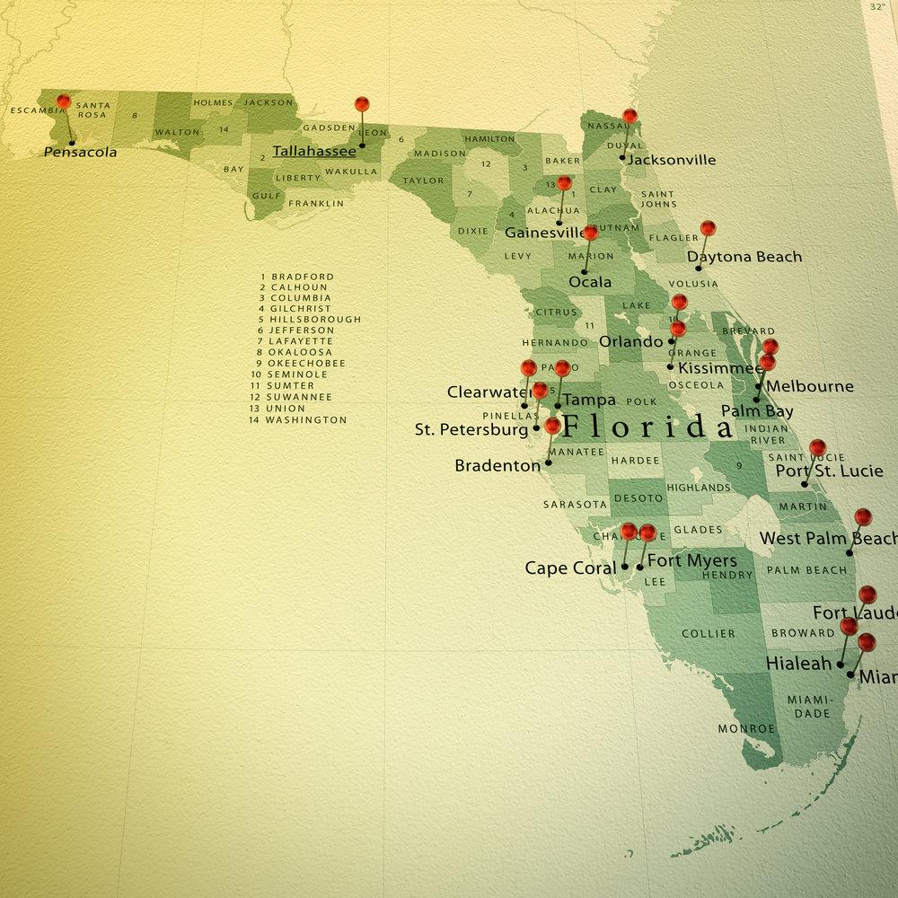 Miami Florida - Asset Search