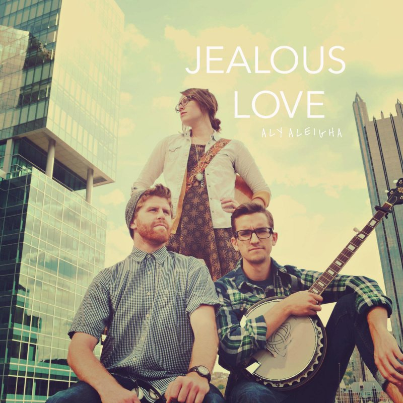 """JEALOUS LOVE"" EP (2015) // Engineered and mastered by Mike Ofca (Innovation Studios, OH)"