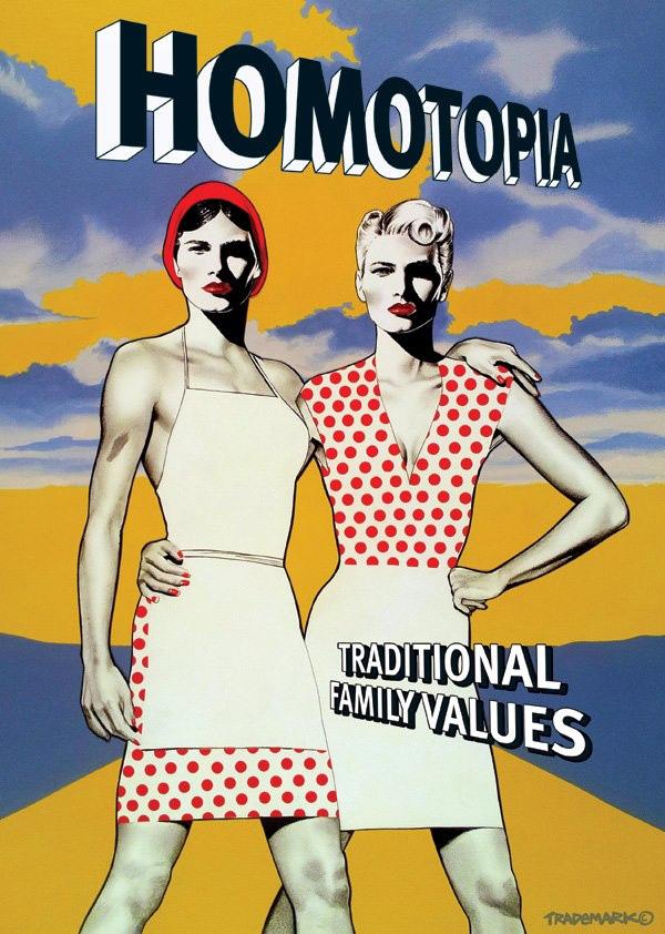 Homotopia poster
