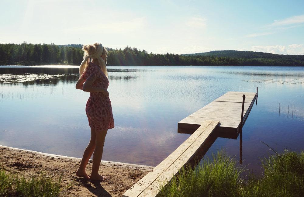 Gemträsk, Norrbotten.