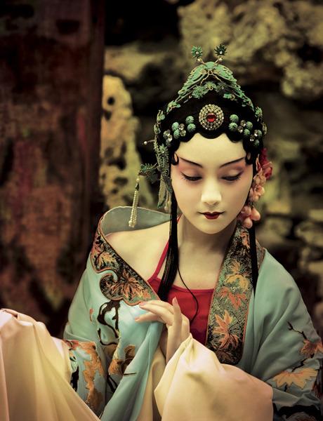 Kinesisk teater.