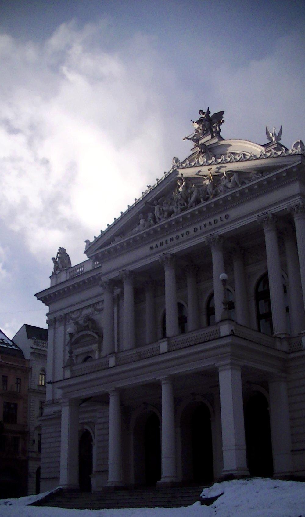 o18o116  Mahenovo Divadlo.