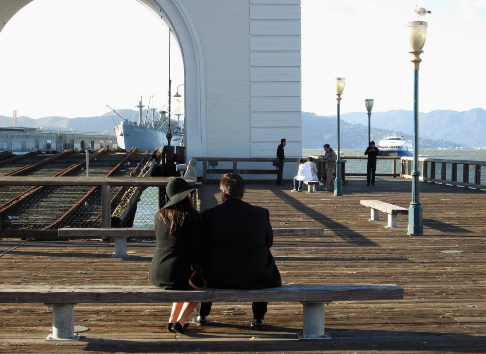 o1611  San Francisco, California .