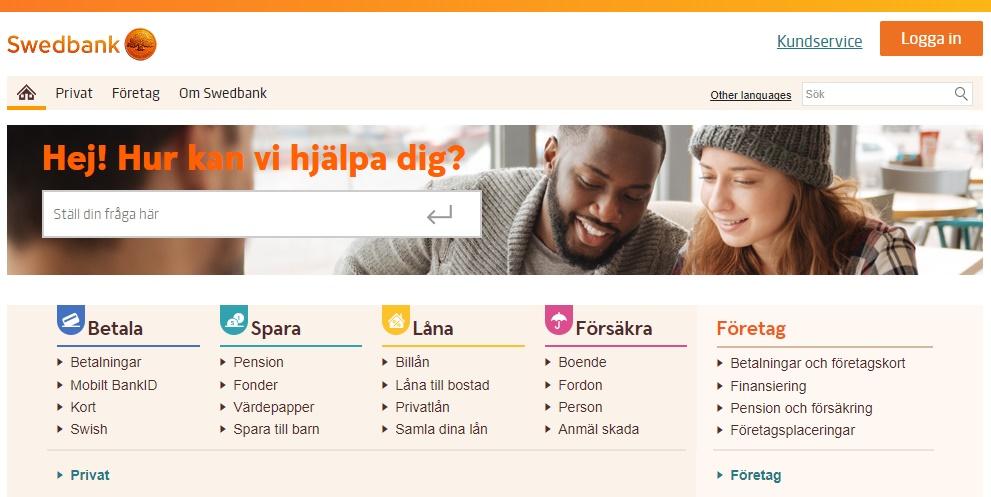 Swedbank. I