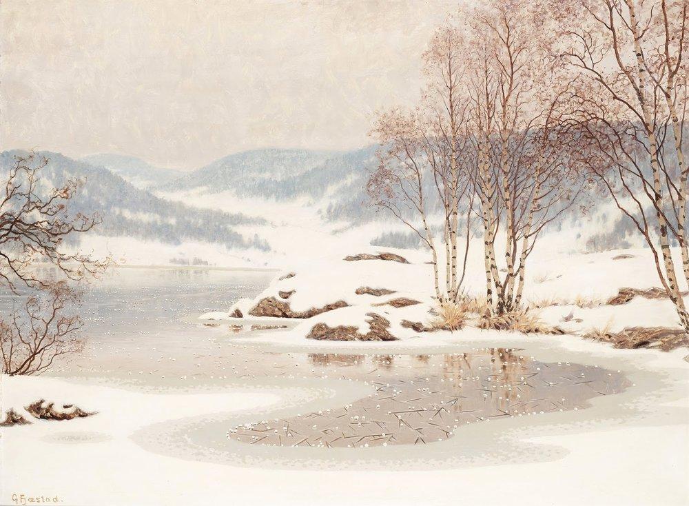Gustaf Fjæstad.