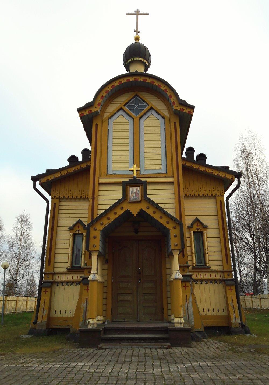 o181o27 Tornion ortodoksinen kirkko.