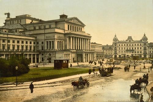 189O  Teatr Wielki.