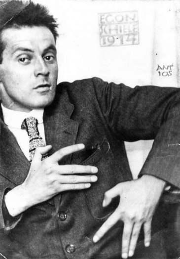 Fotograf:  Josef Trčka  /   Egon Schiele .