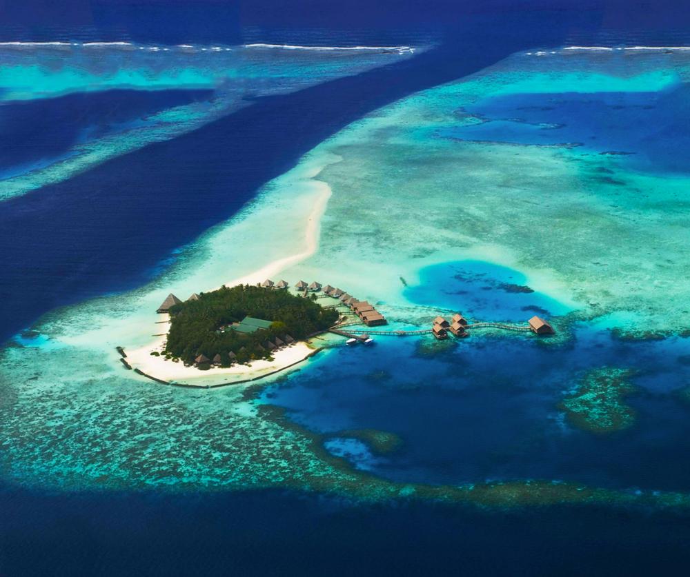 Gangehi, Maldives