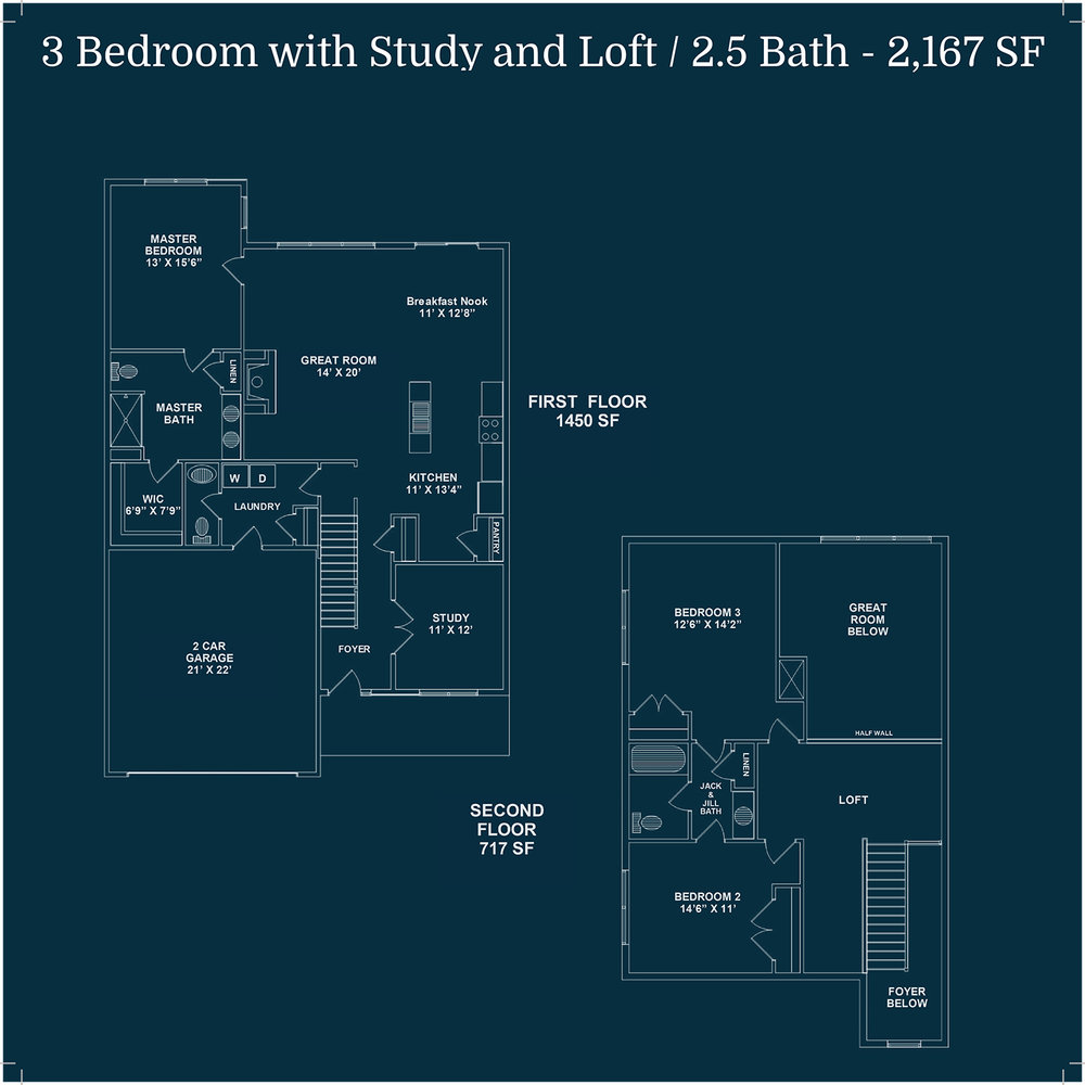 20 BURNHAM  floor plans