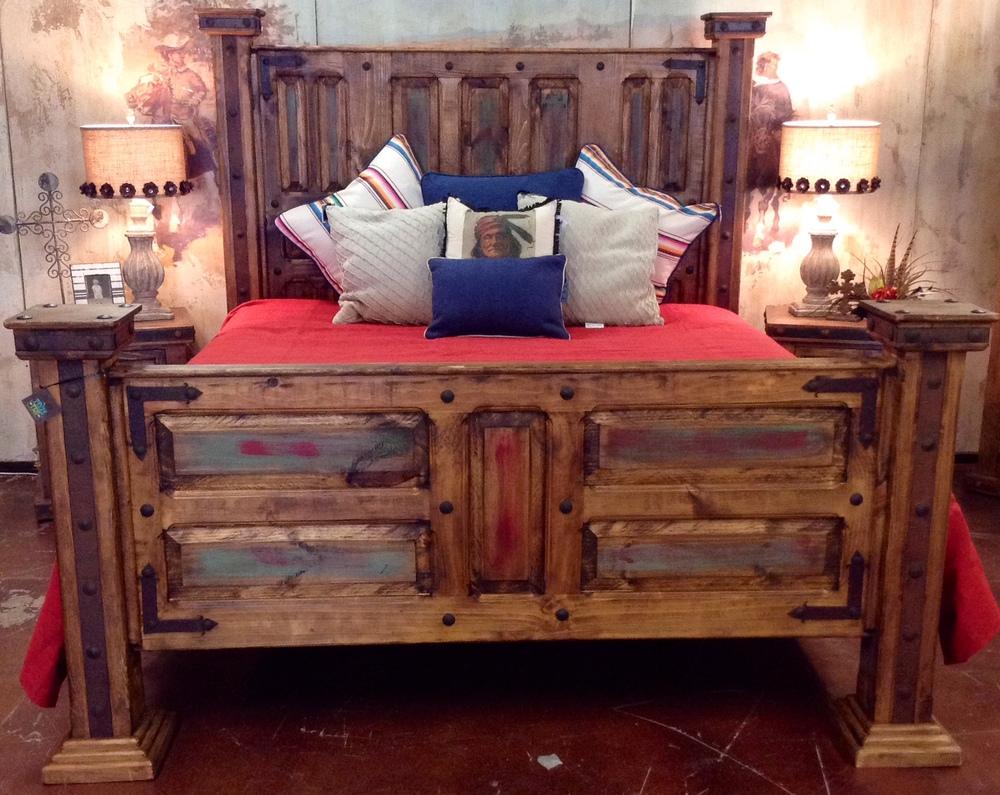 Old Door Bed w Color.JPG