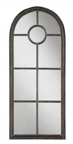 54'' H Metal Framed Mirror.jpg