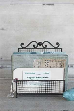Metal Organizer Mail Holder 1.jpg