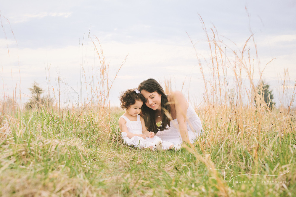 Vienna VA Mommy & Me Motherhood Family Photographer | Kate Juliet Photography