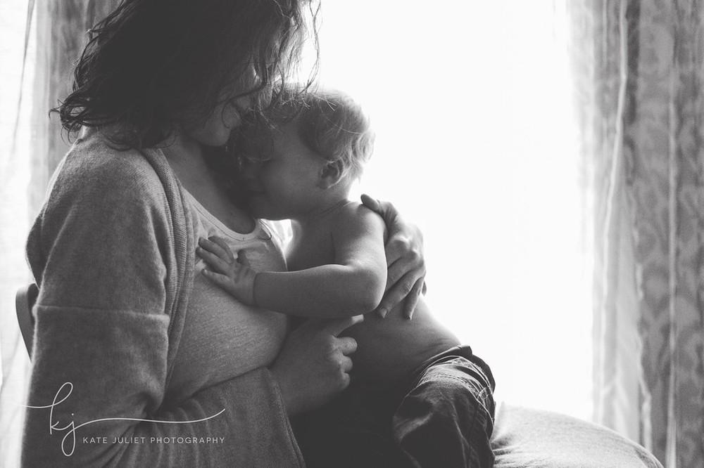 Loudoun County VA Mother-Toddler Photographer | Kate Juliet Photography