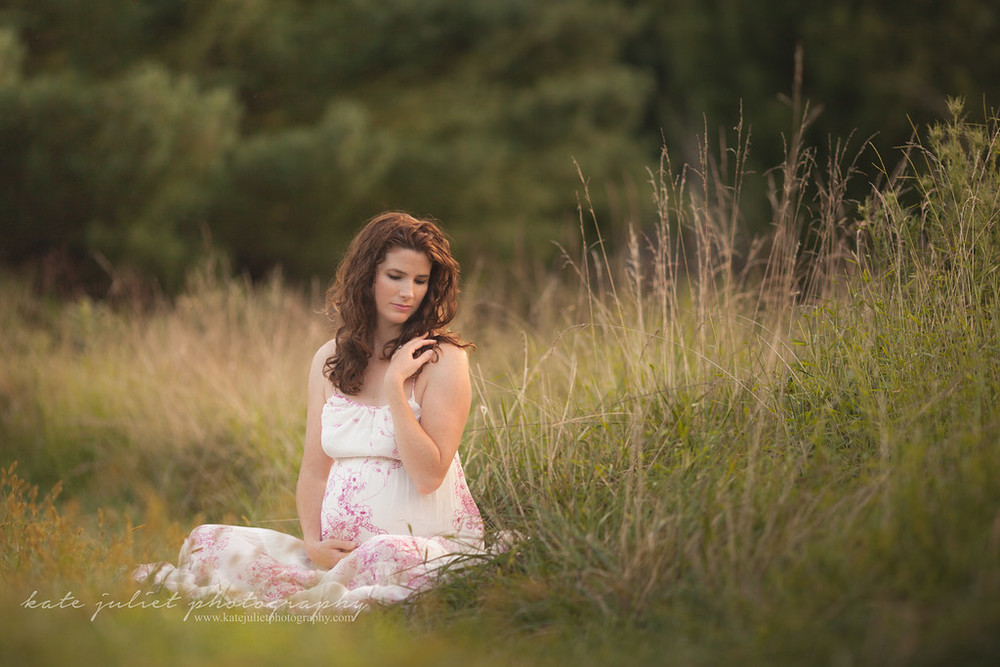 Vienna VA Pregnancy Maternity Photographer | Kate Juliet Photography