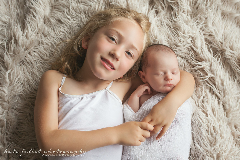Lorton VA Baby Girl Photos | Kate Juliet Photography