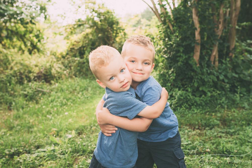 Arlington VA Family Photographer | Kate Juliet Photography