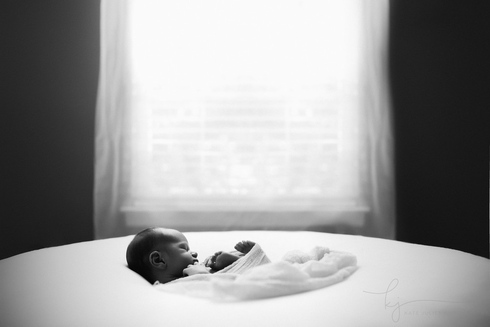 Alexandria VA Newborn Baby Boy Photographer | Kate Juliet Photography