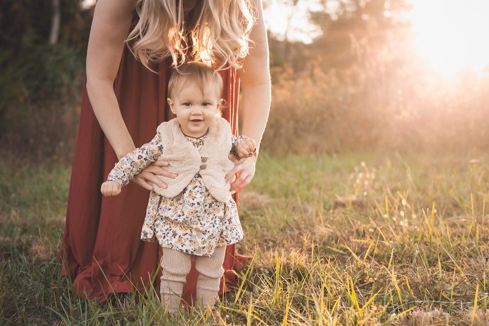 Reston VA Baby Family Photographer | Kate Juliet Photography