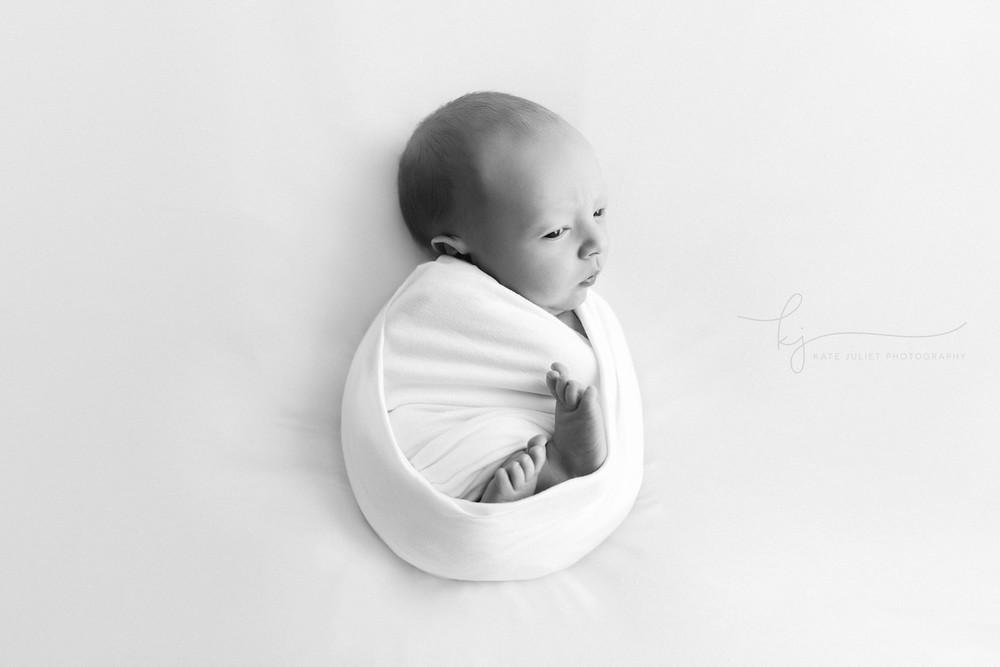 Fairfax VA Newborn Photographer | Kate Juliet Photography