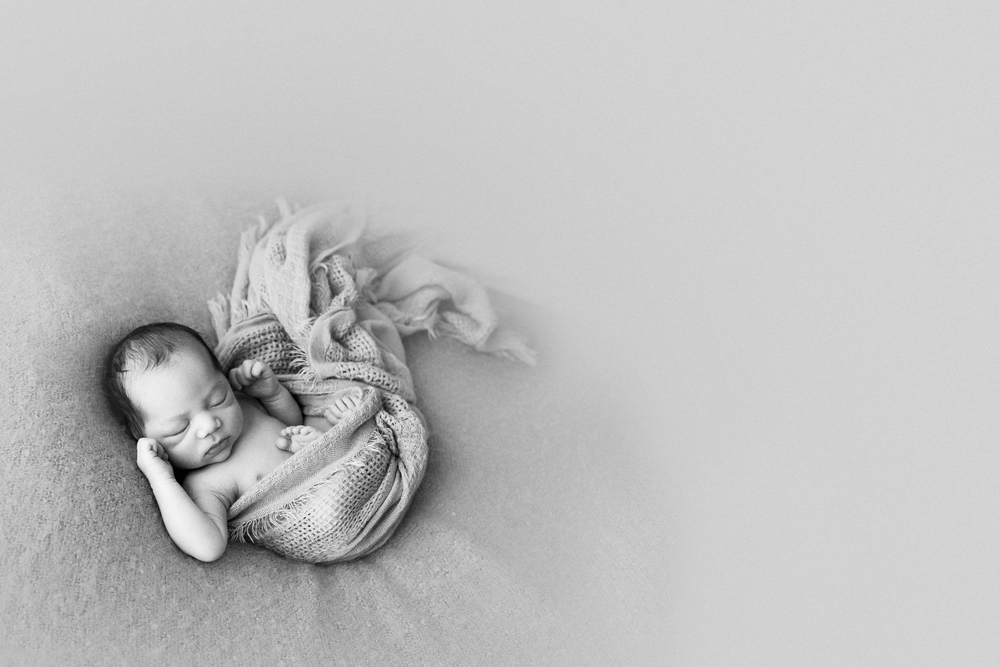 Northern VA Fine Art Baby Photographer | Kate Juliet Photography
