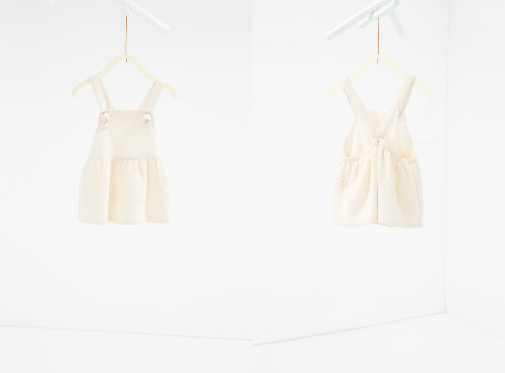 Knotted Strappy Dress - 18-24 months (girls)