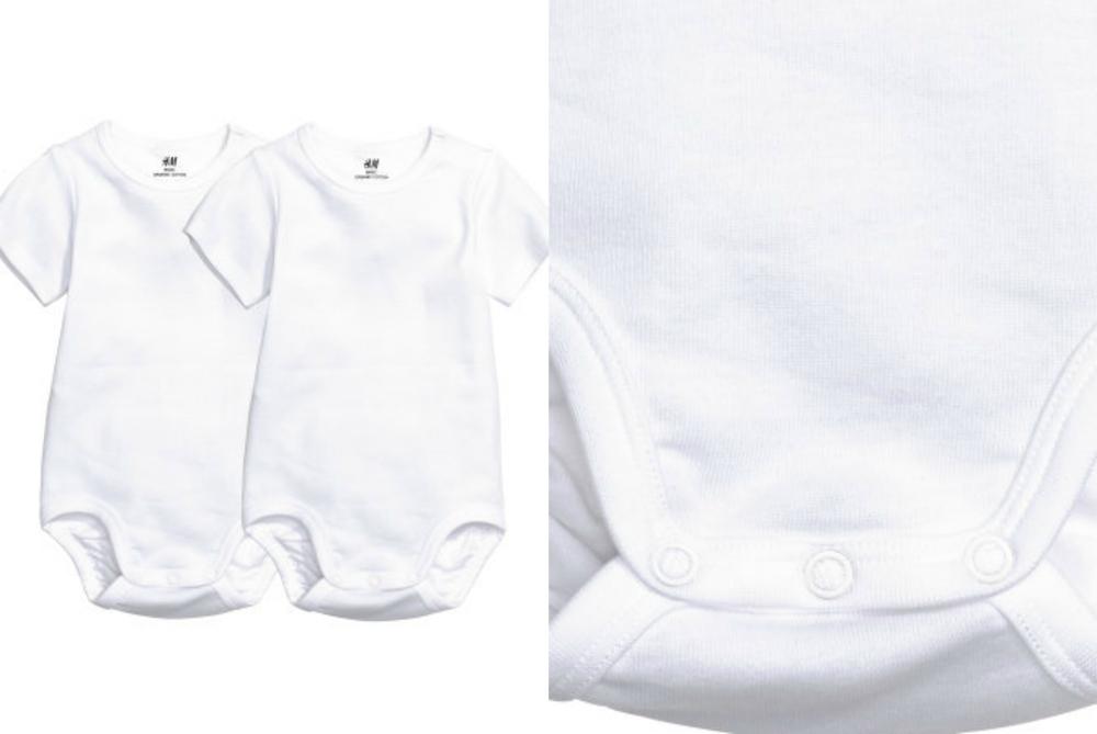 baby bodysuit | size 2-4m