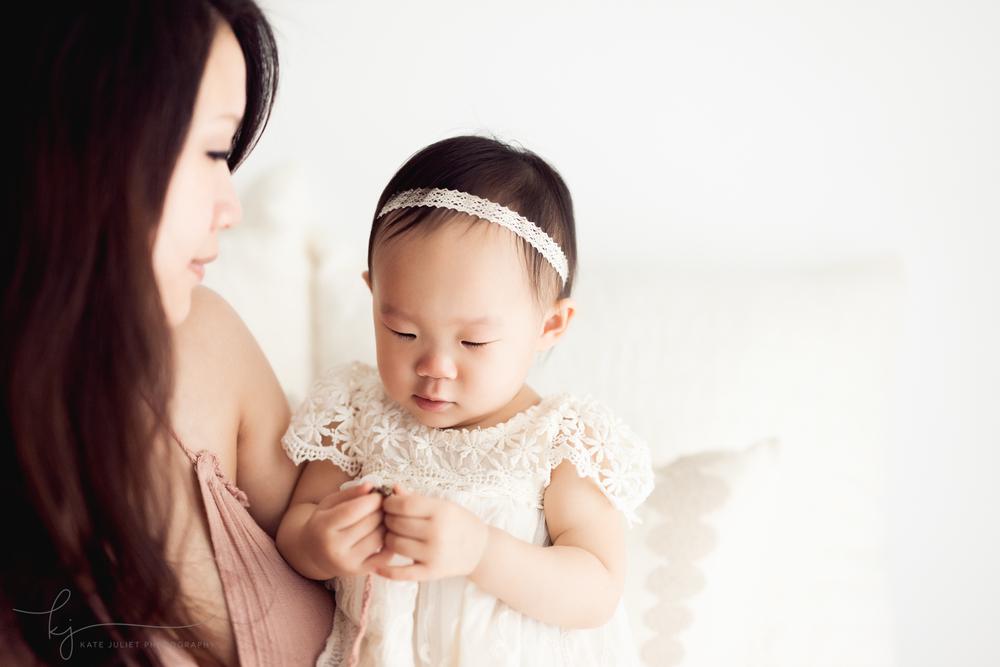 Northern VA Baby Photographer | Kate Juliet Photography